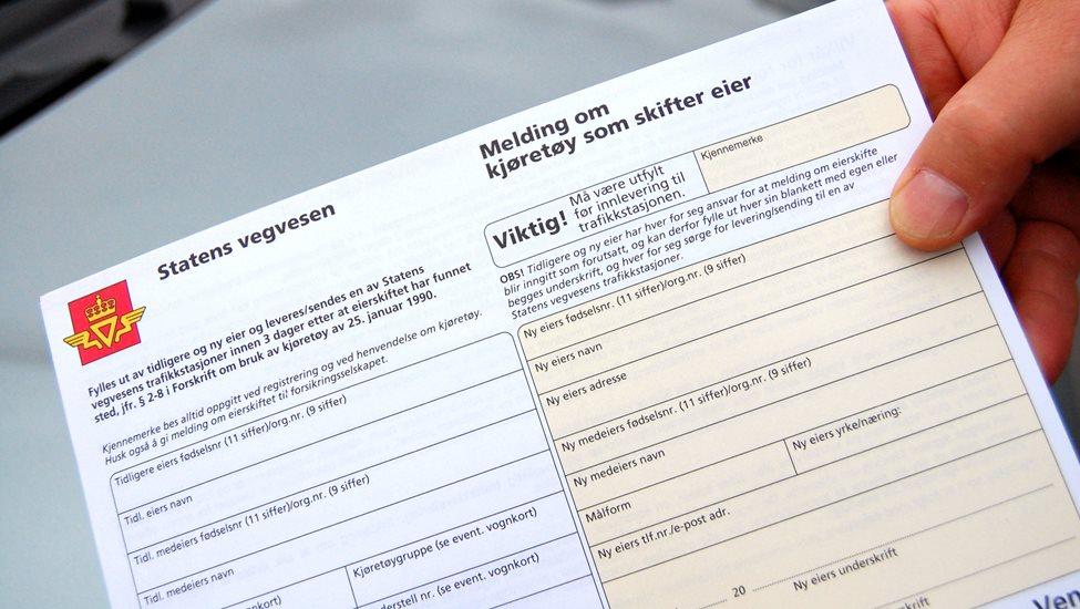 5ce4c340 Kjøpskontrakt og omregistrering - bilkjøp | NAF