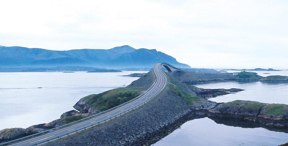 391c7c87 Topp 10: Her er Norges vakreste bilturer | NAF