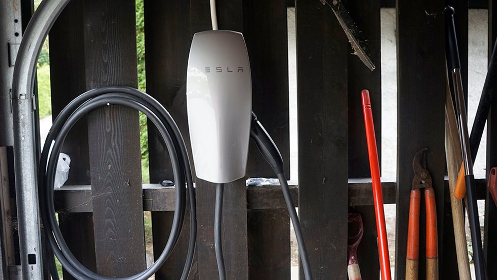 Ladeboks til Tesla elbil WallCharger
