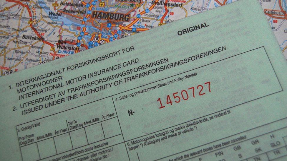 b6b2d3e0 Grønt kort - Trafikkforsikringsbevis | NAF