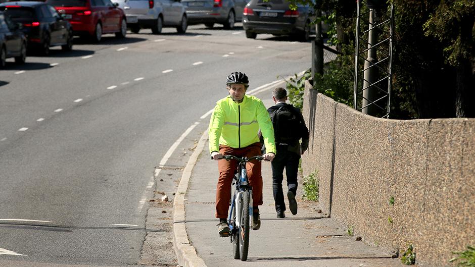 trafikkregler sykkel