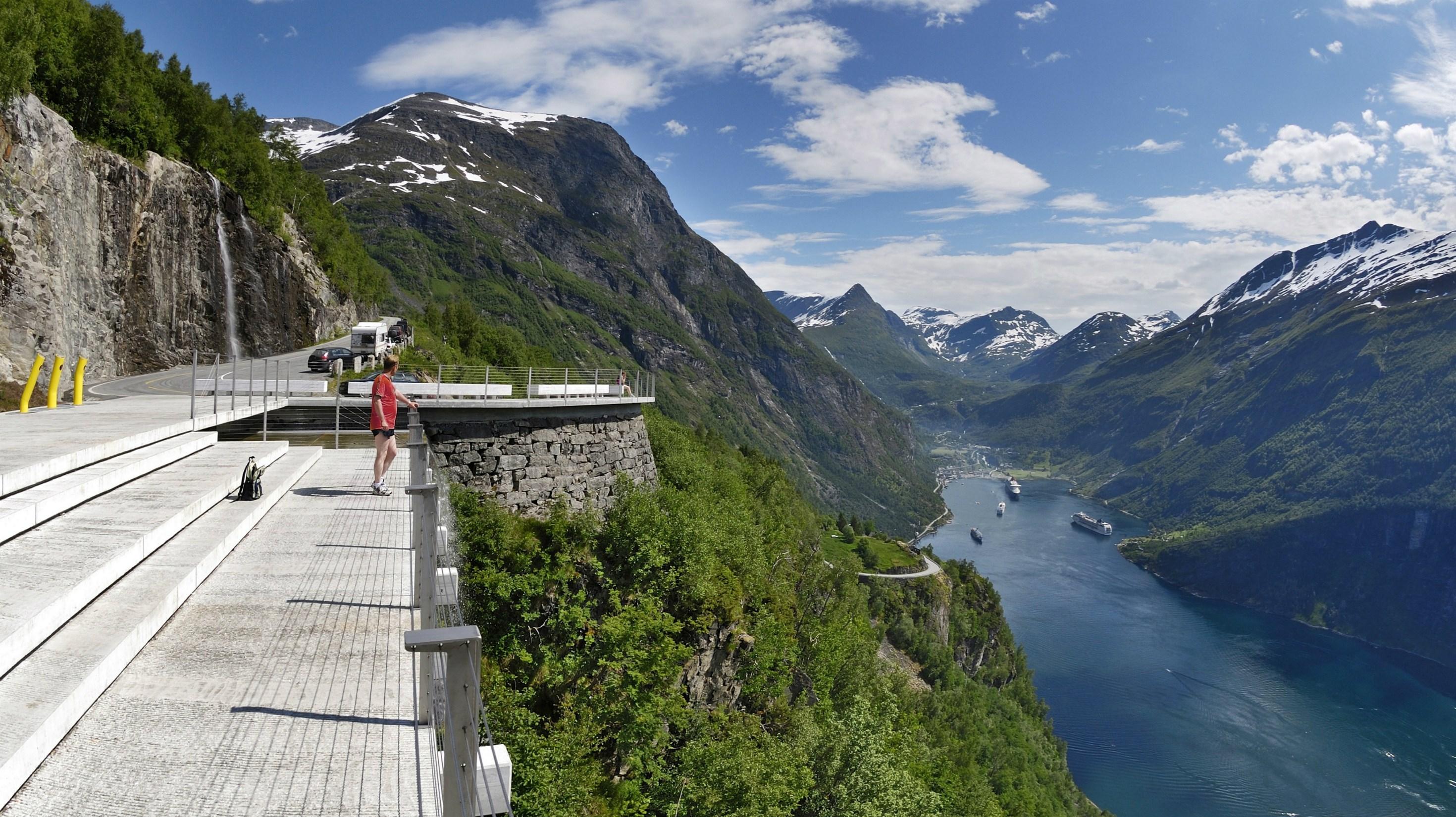 Nå blir det julaften for barnefamilier og enslige på Fjord Lines skip | Fjord Line